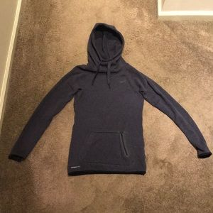Nike Fleece Sweatshirt (Gray) - Size S